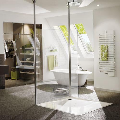 Glas im Bad von Glas Meißner aus Kaiserslautern