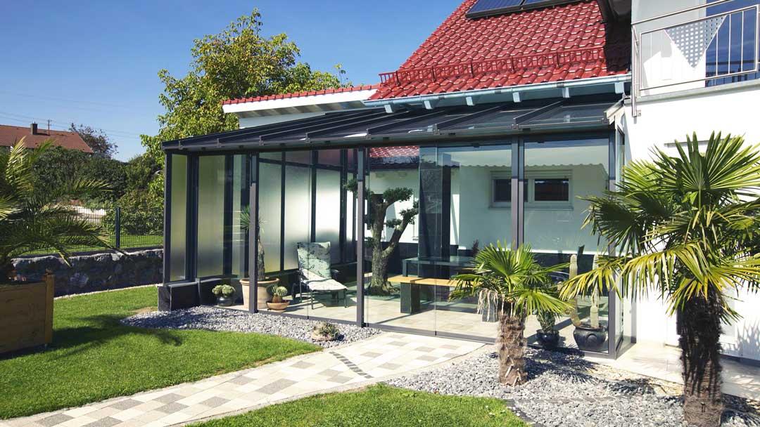 Terrassenüberdachungen aus Glas von Glas Meißner Kaiserslautern